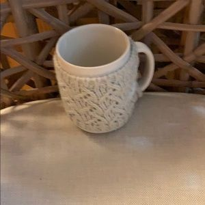New Threshold Sweater Mug NWT